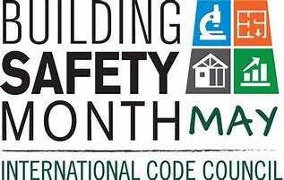 building safety month image