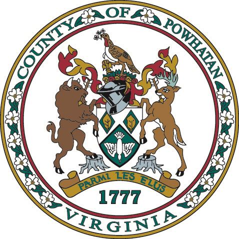 County seal white background